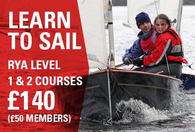 learn to sail lancashire
