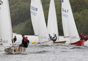 an active sailing club