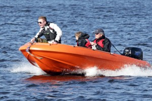 Club safety Boats