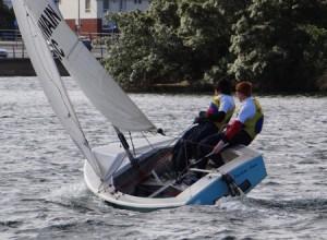 gp14 club boat DSC00136