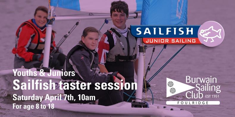 SAILFISH OPEN DAY MAIN GRAPHIC